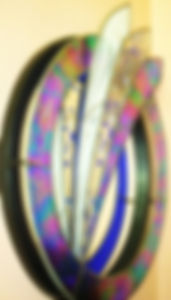 stained glass sculpture blue cir.jpg