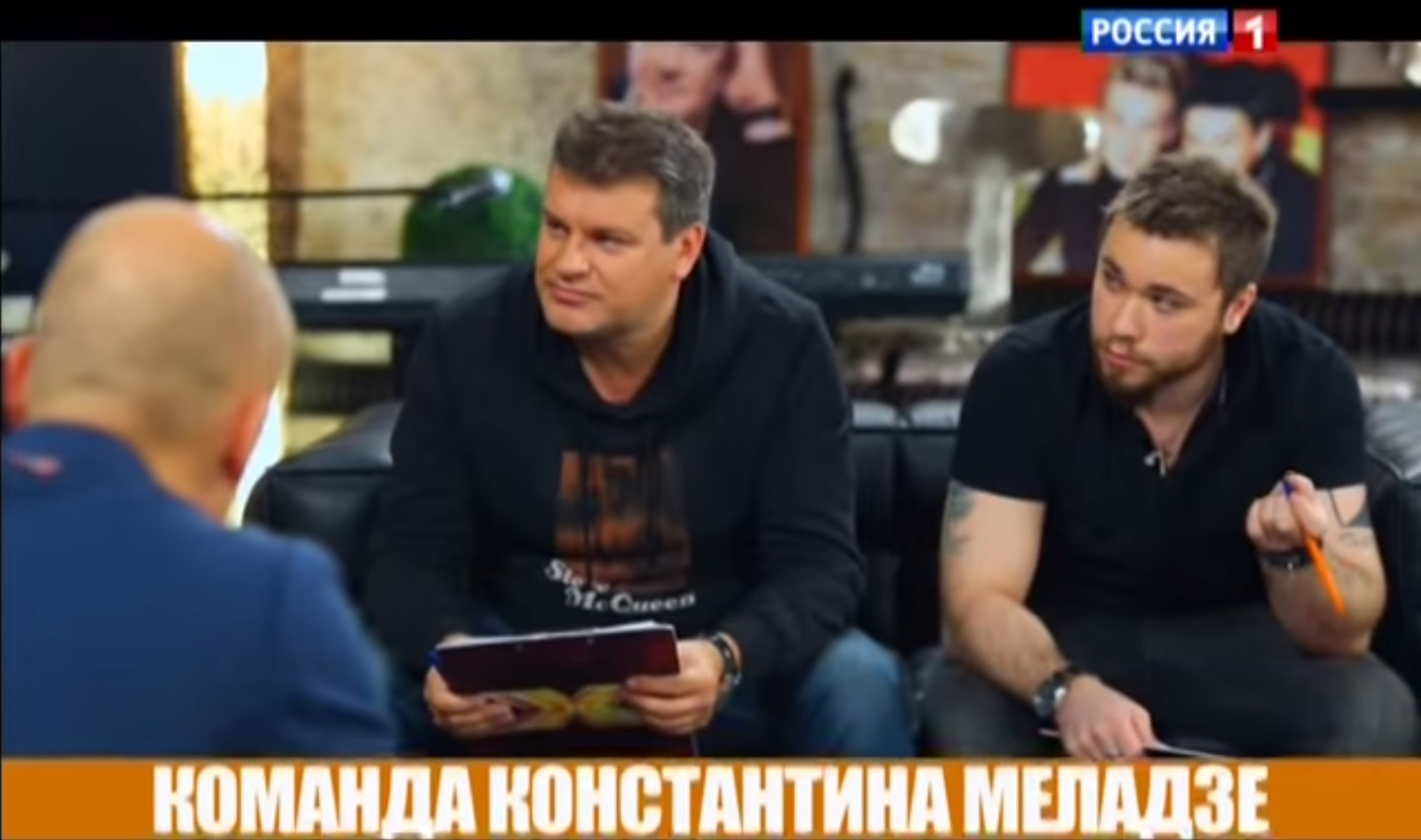 """X-Фактор """"Главная Сцена"""""""
