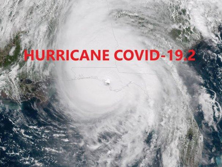 Hurricane COVID-19.2: Will Your Practice Survive a Second Hit?