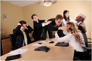 Como gerenciar conflitos entre os funcionários