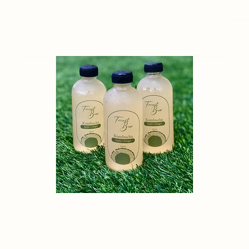 Forrest Brew Kombucha (3 Bottles)