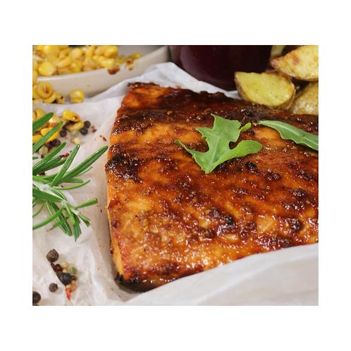 Maple Glazed Salmon Box