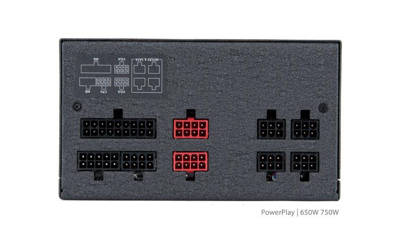 PowerPlay | 650w 750w