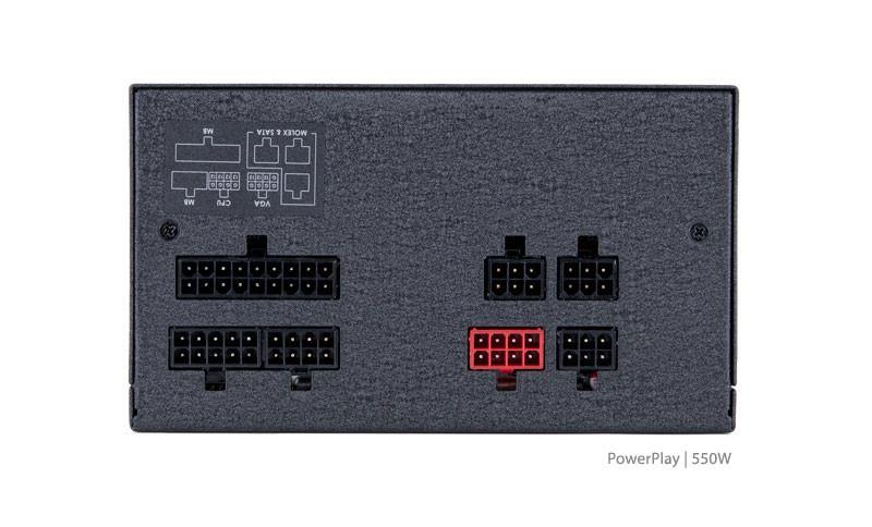 PowerPlay | 550W connector