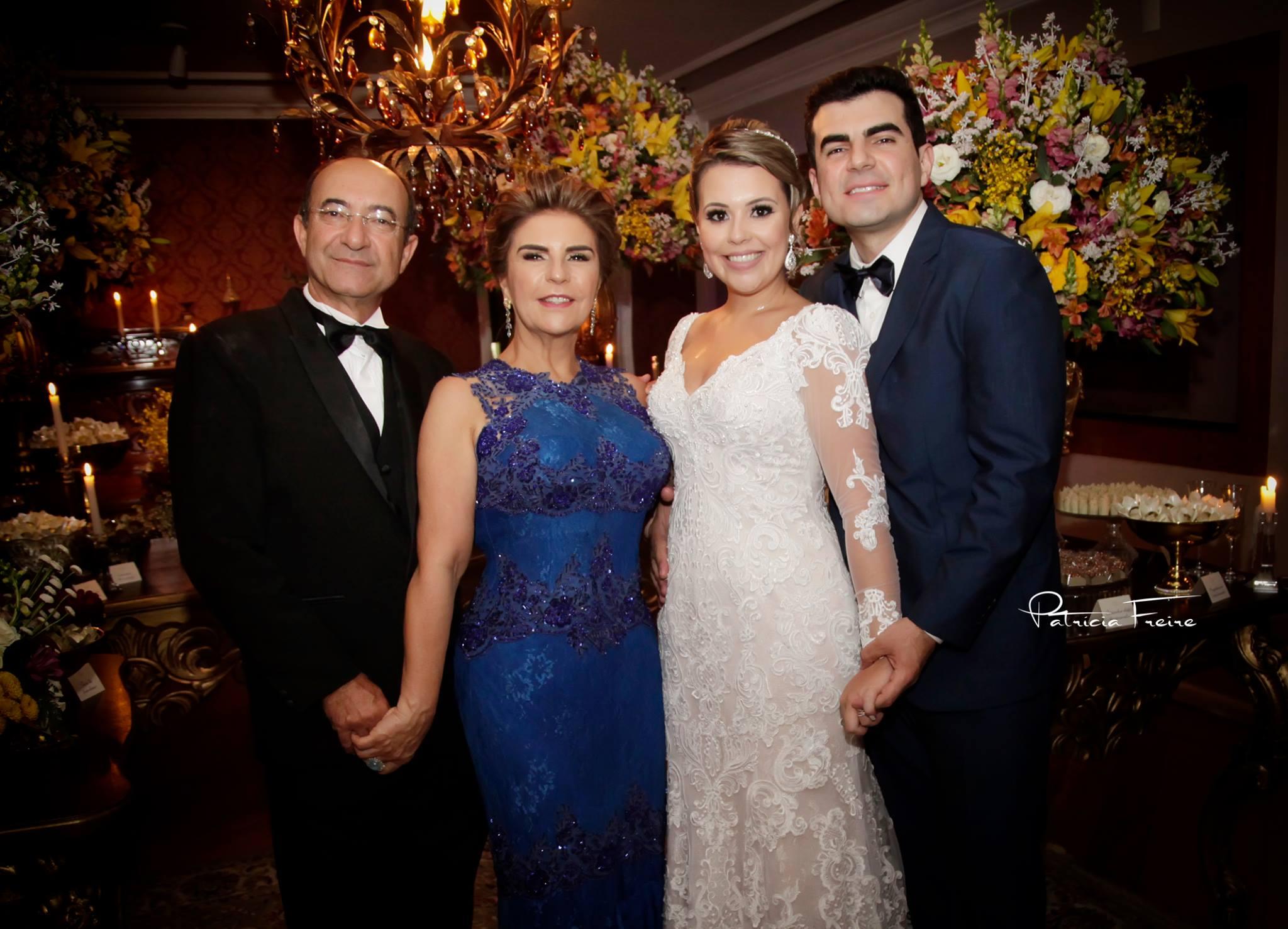 Bruna e Rodrigo - pais