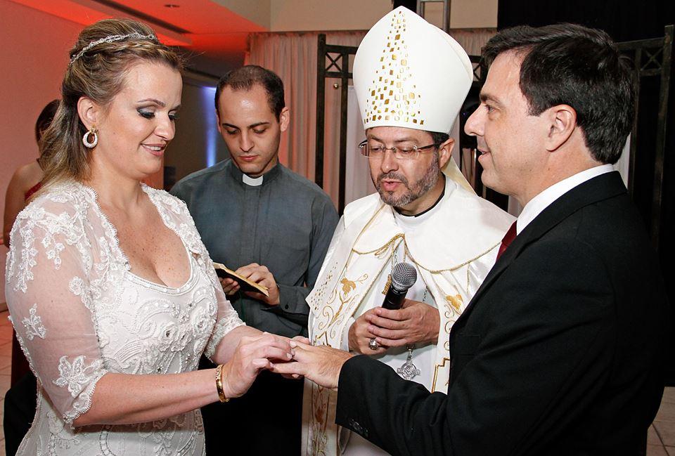 Casamento BM celebração