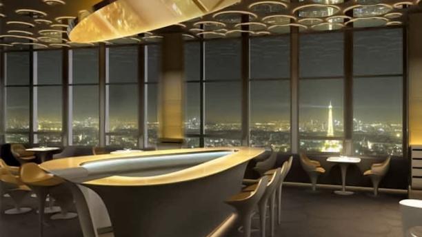 Le ciel de Paris restaurante