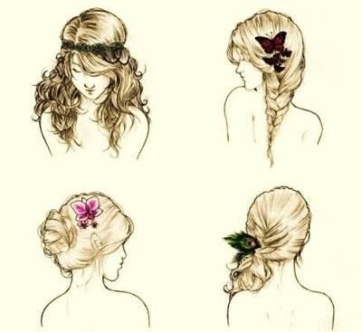 Dicas de penteado casamento