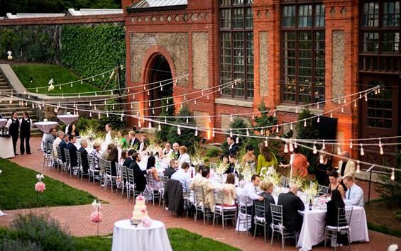 mesa coletiva casamento