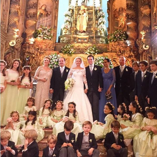 Casamento Raphaela Trussardi