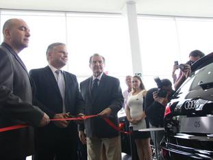 Inauguração Audi Center Sorocaba
