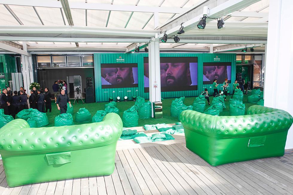 Heineken JK