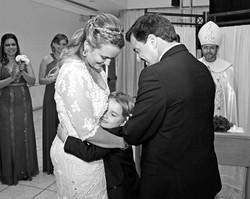 Casamento BM pais