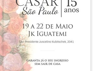 Anote na Agenda: Casar São Paulo.