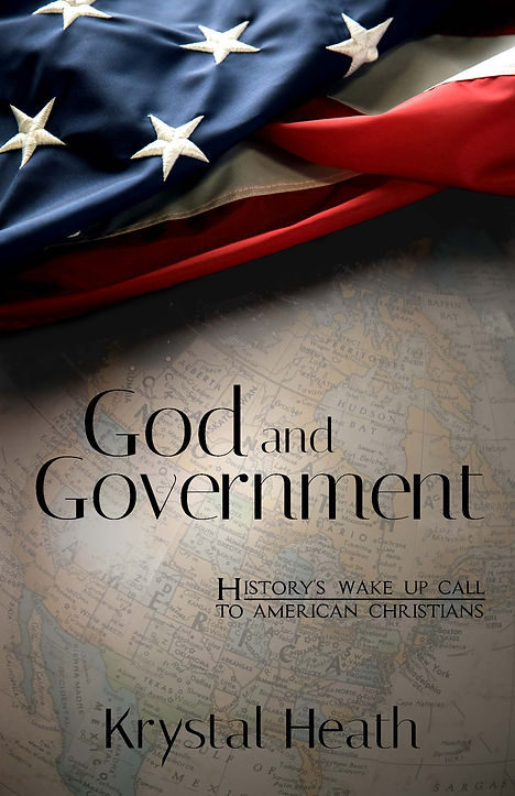 God and Government Front cover like this