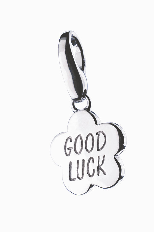 Giorgio Martello Lucky Charms: Sterling Silver  'Good Luck'