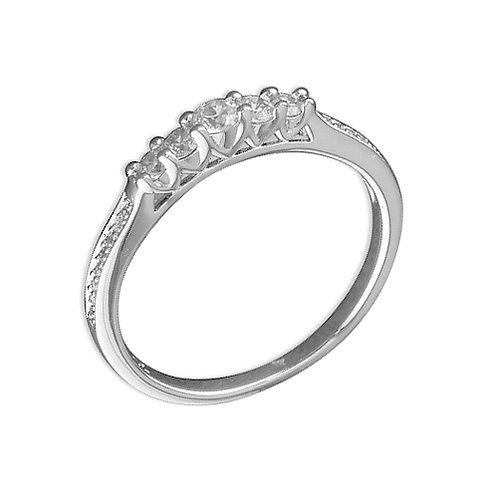 Seodra 5 Stone Engagement Style Ring