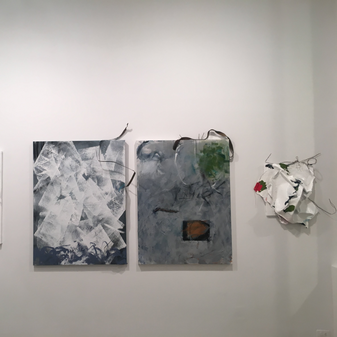 Off The Walls, First Street Gallery, New York, NY (2018)