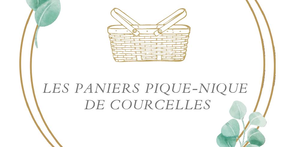LES PANIERS PIQUE-NIQUE DE COURCELLES