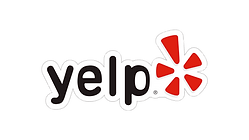 Yelp logo for 5 star yelp reviews to the best dentist in santa clarita