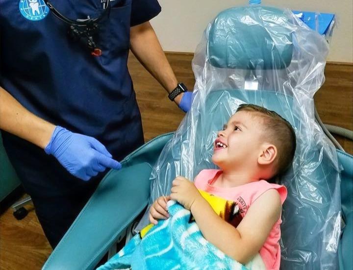 Gentle dentistry providing low radiation xrays
