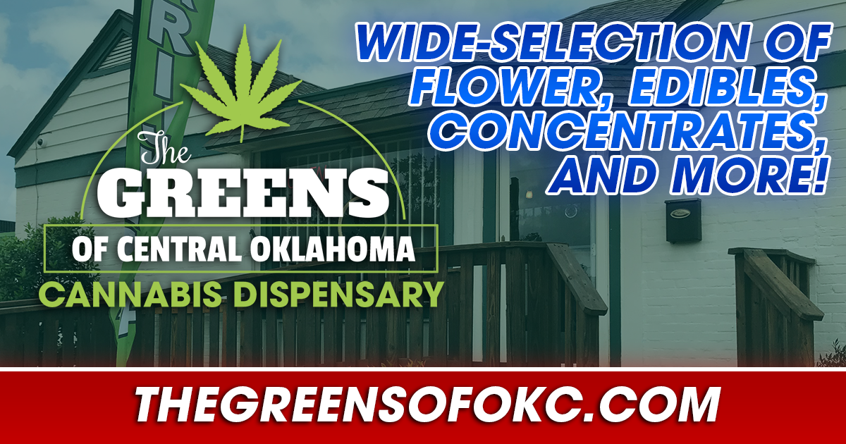 The Greens of Central Oklahoma: OKC Cannabis Dispensary
