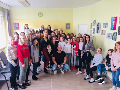 Мастер-класс от Андрея Кожина