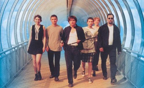 1997. Фотосессия