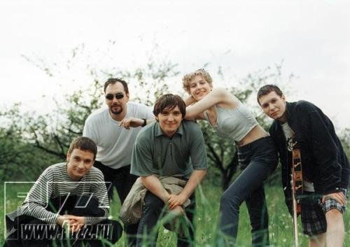 "1997. Съемки клипа ""Я знаю"""