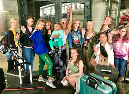 Отправляемся в Сочи в eR-Models Camp