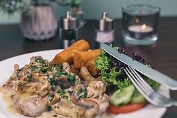 Restaurant am Baggersee Happurg Fränkische Küche
