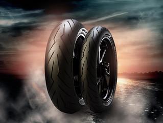 Pirelli Rosso III for Ducati Diavel /X-Diavel 新尺寸輪胎現貨抵港