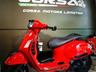 Vespa GTS 300 Super 改裝服務