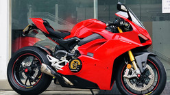Ducati Panigale V4S 改裝服務