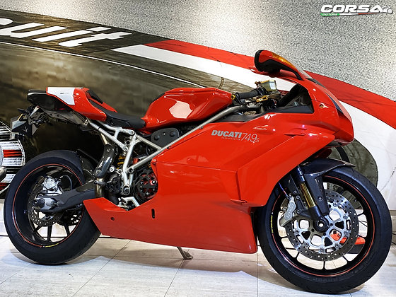 Ducati - 749s
