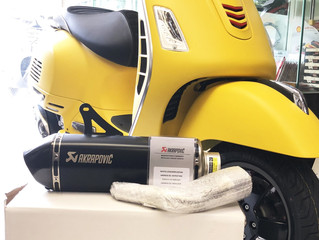 Vespa全線車系改裝部品及訂購,代售Vespa及Piaggio行貨