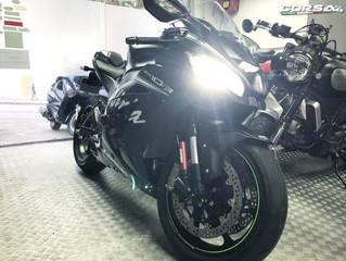 Kawasaki ZX10RR 改裝