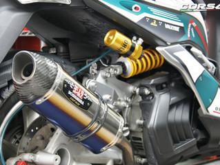 Yamaha - Smax155升級改裝 Öhlins 後避震器