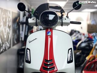 Vespa GTS300HPE Racing 60's - 改裝服務