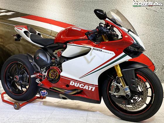 Ducati - Panigale 1199s Tricolore