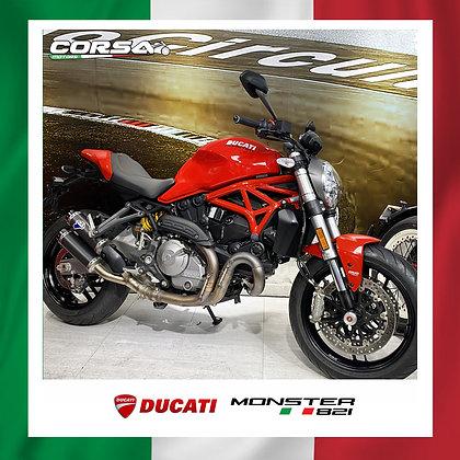 Ducati - Monster 821 (Facelift)
