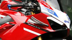 Ducati - Panigale V4s 升級改裝