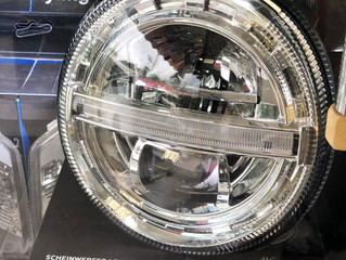 Vespa GTS新款LED大燈