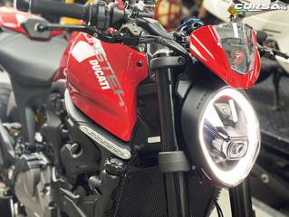 Ducati Monster 937 - Performance Upgrade | 改裝服務