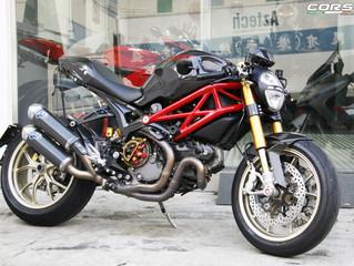 Ducati - Monster 1100S 改裝服務