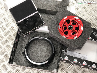 CNCRacing - Clear Clutch Cover