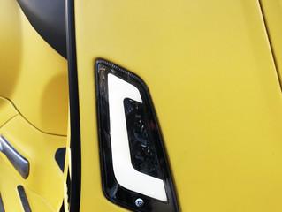 ️Vespa - GTS 300升級改裝 多功能咪錶及LED指揮燈組