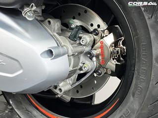 Vespa Sei Giorni II - Modification | 改裝服務