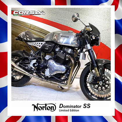Norton Dominator SS Limited Edition