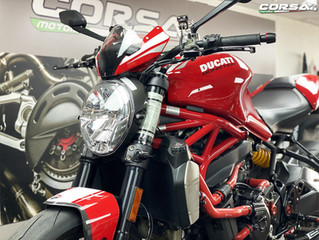 Ducati Monster 1200R - Modification | 改裝服務